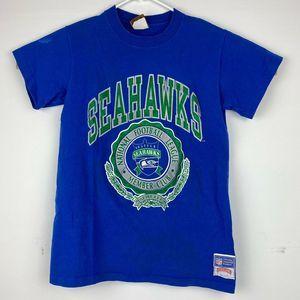 90's NFL Seattle Seahawks Member Club T-Shirt